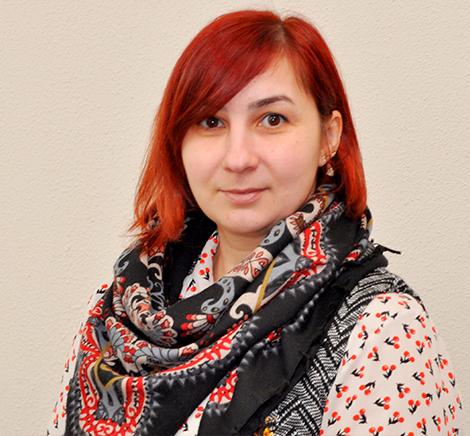 Оксана Лапшина